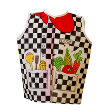 Chef Costume Front