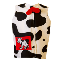 Toddler Cow Costume Front