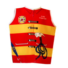 Toddler Firefighter Costume Front