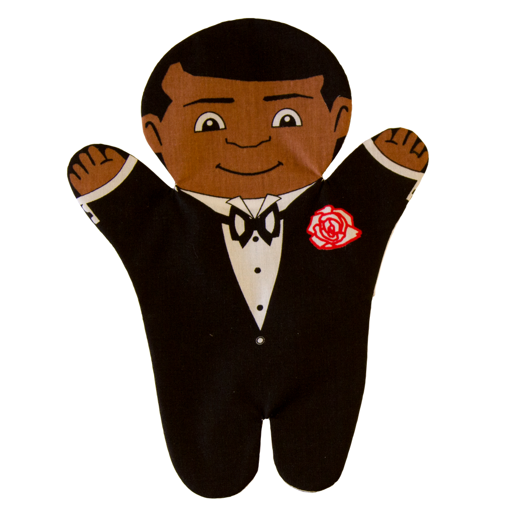 Groom Puppet Front