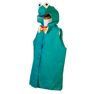 Frog Costume Left Side