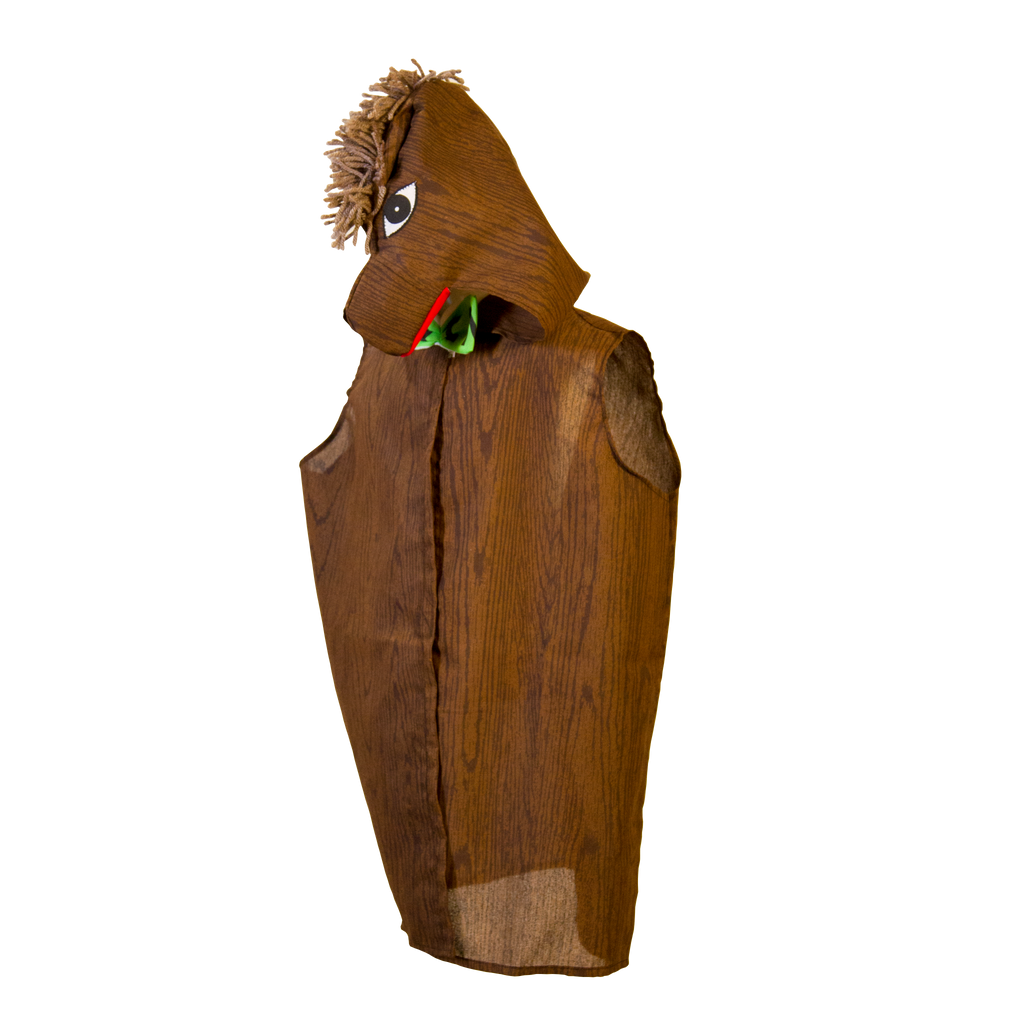 Horse Costume Left Side