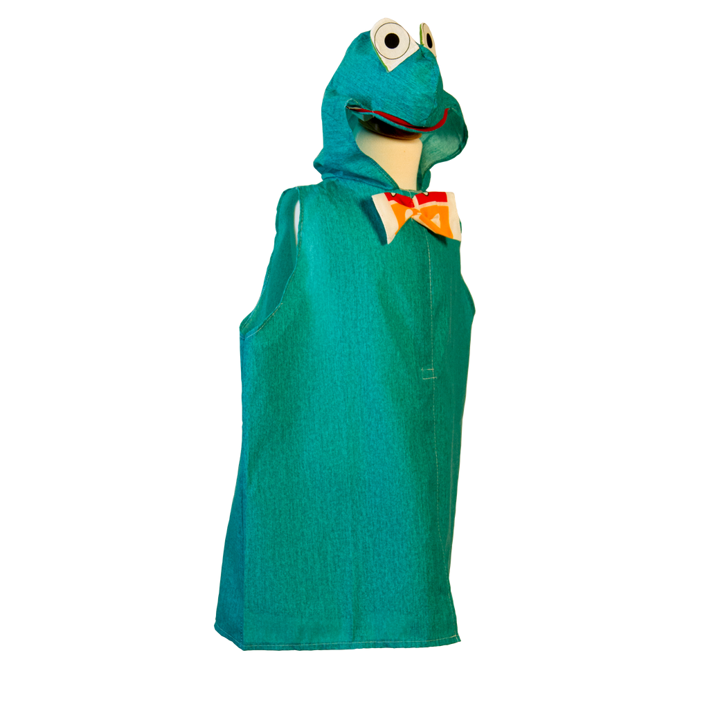 Frog Costume Right Side
