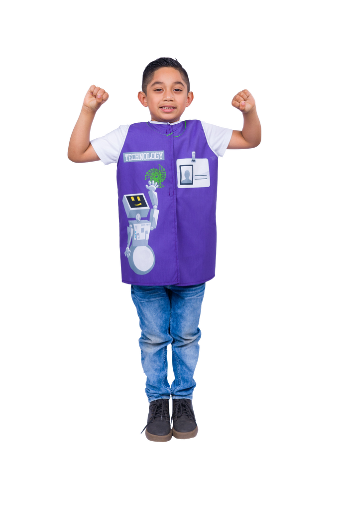 Technology Dress-up Costume Age 4-7