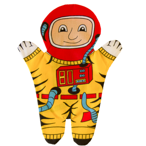 Astronaut Puppet Front