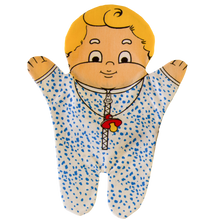 Baby Hand Puppet Front