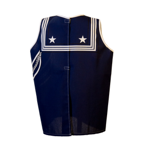 Sailor Costume Back
