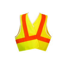 Safety Vest Costume Front