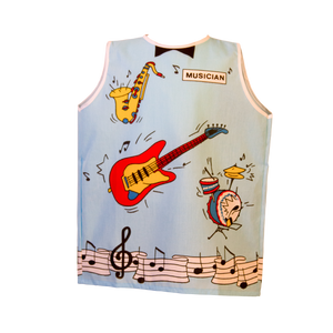 Musician Costume Front