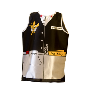 Server Costume Front
