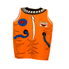 Astronaut Costume Front