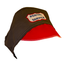 Postal Worker Costume Hat