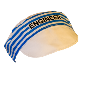 Train Engineer Costume Hat