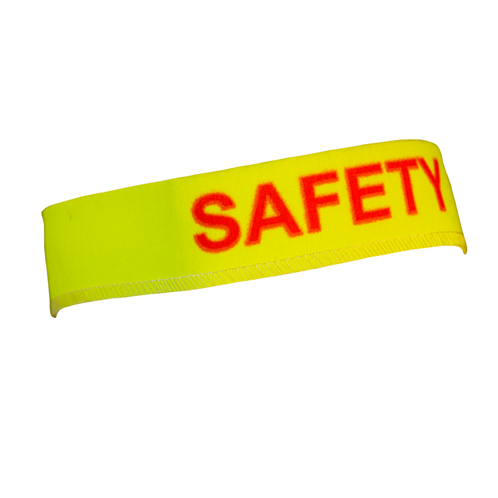 Safety Vest Costume Headband