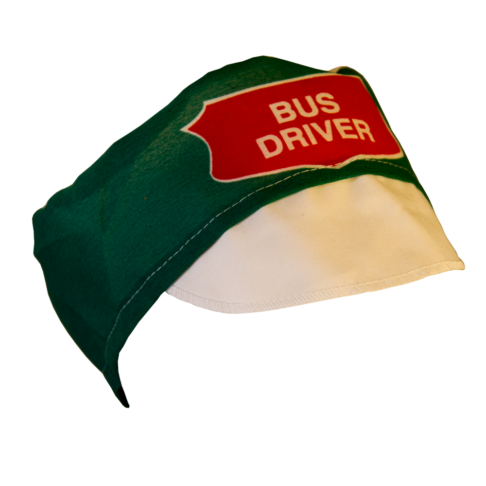 Bus Driver Costume Hat