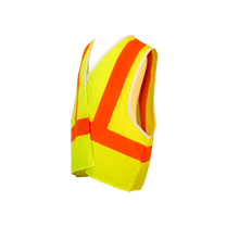 Safety Vest Costume Left Side