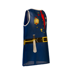 Police Costume Right Side