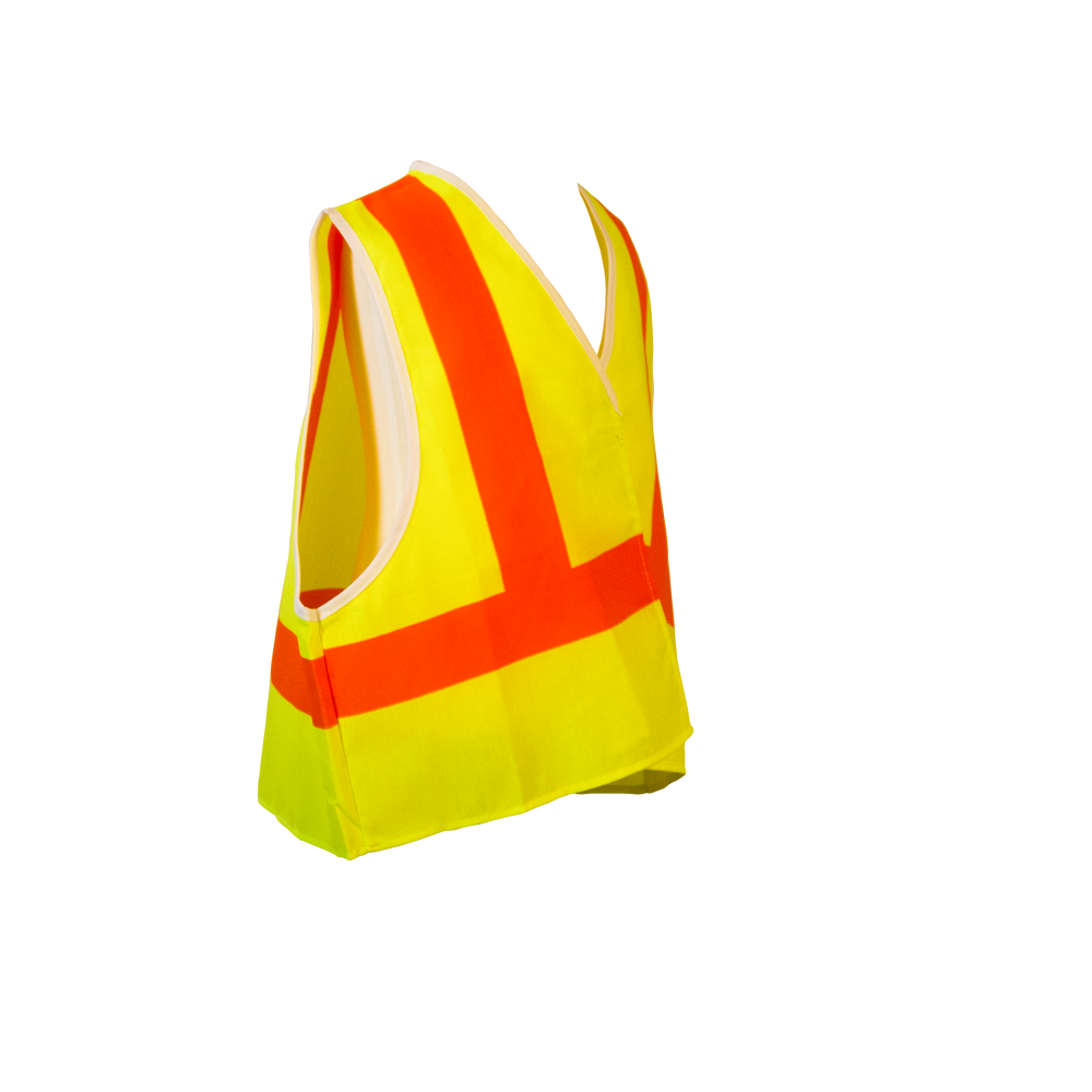 Safety Vest Costume Right Side