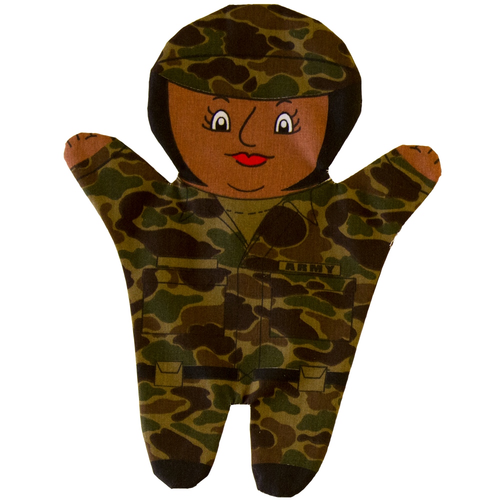 Soldier Puppet Front