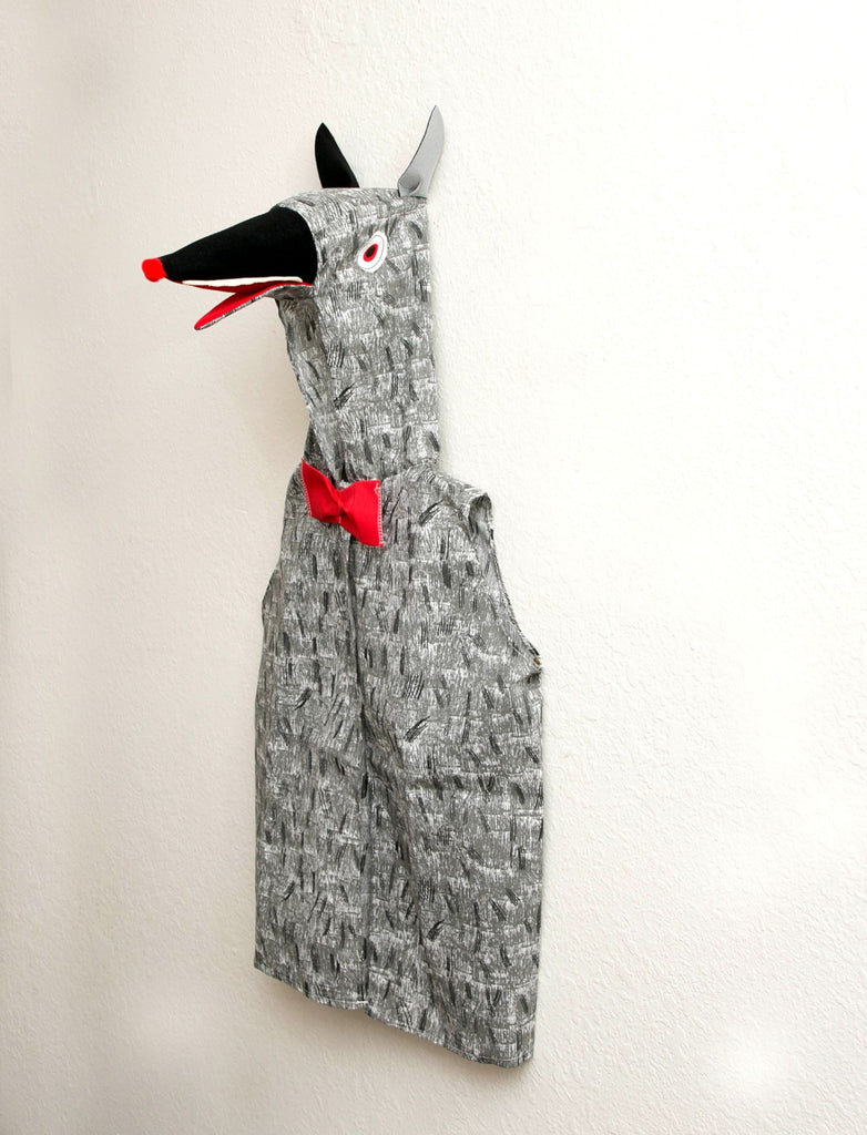 Wolf Dress-Up Costume Age 4-7
