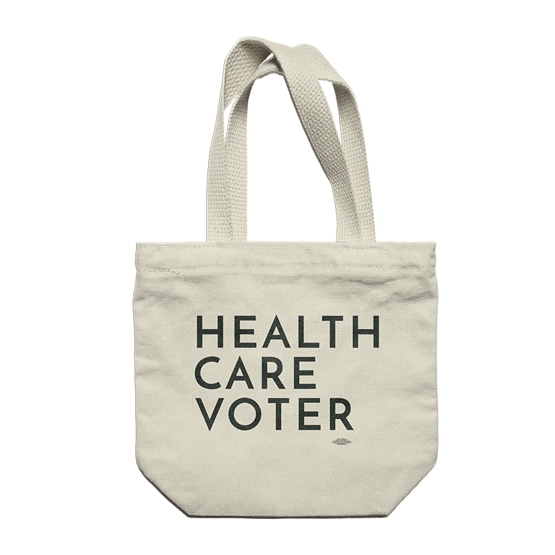Health Care Voter Tote