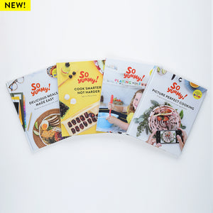 The New So Yummy Collection, Set of 4