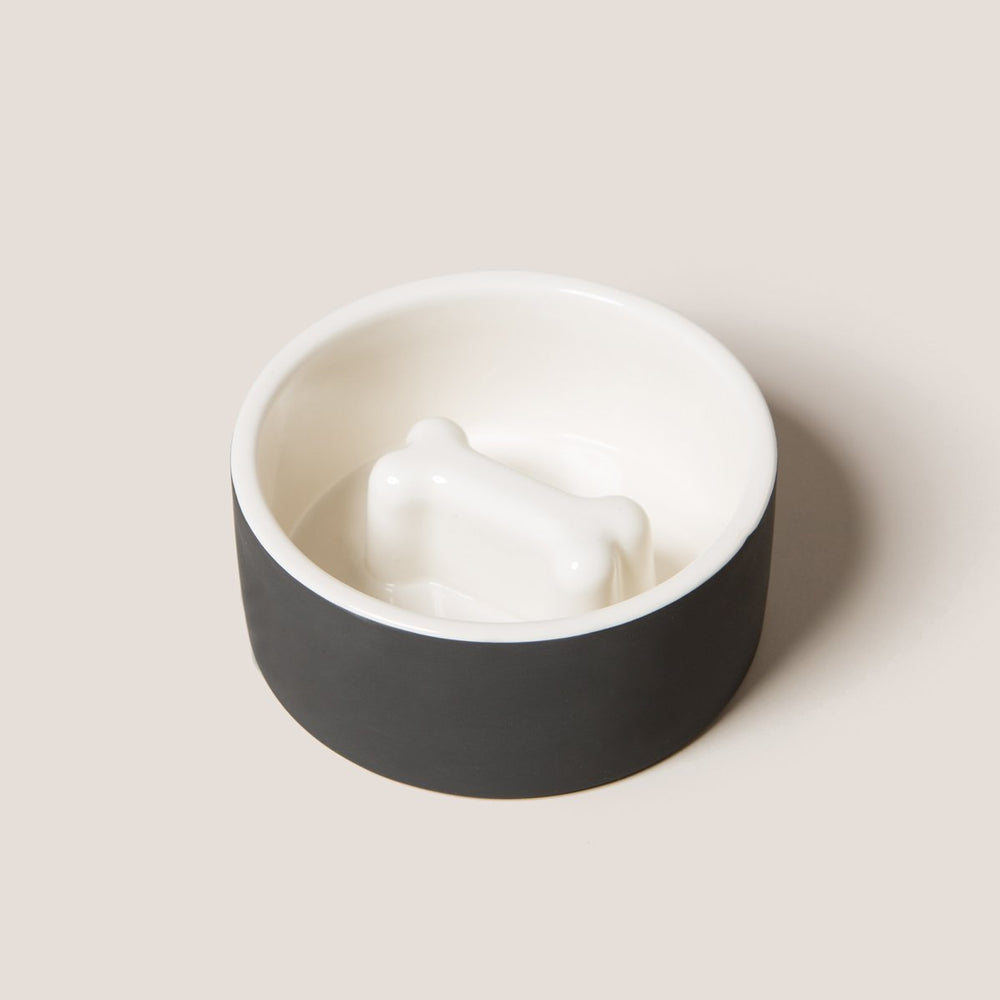 Pet Ceramic Food Bowl, Medium