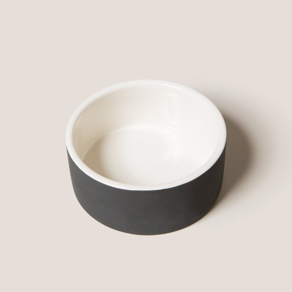 Pet Ceramic Water Bowl, Medium