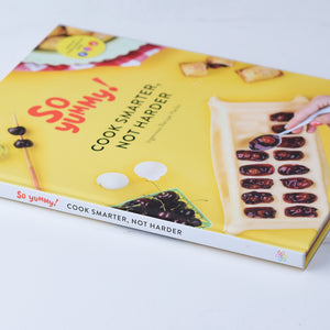 Cook Smarter, Not Harder Cookbook