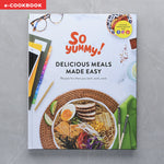 Delicious Meals Made Easy - eCookbook