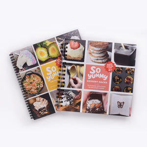 So Yummy Original Hacks Cookbook Bundle, Set of 2