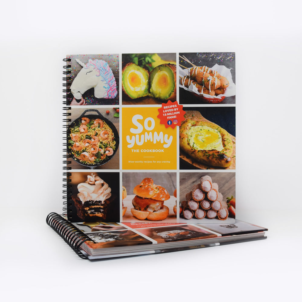 Original Hacks Cookbook Bundle, Set of 2