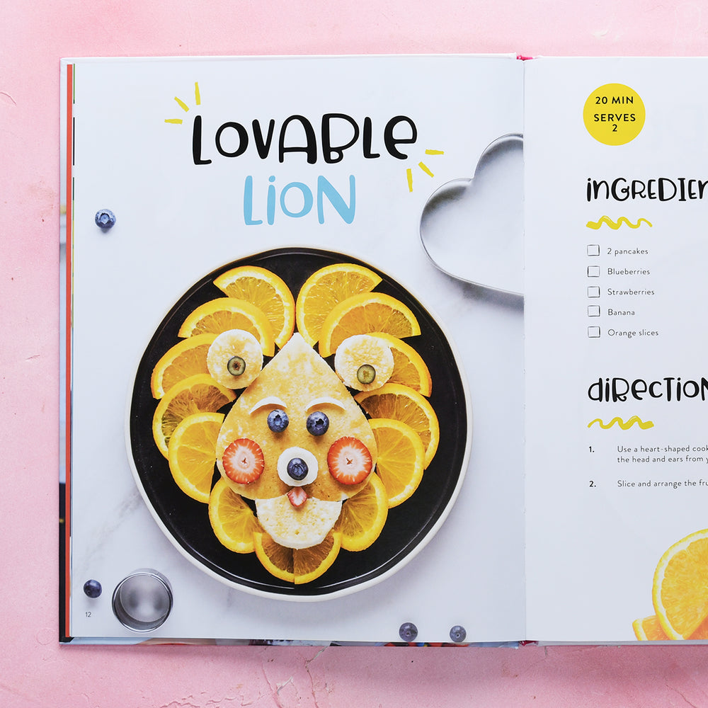 Playing with Food Cookbook