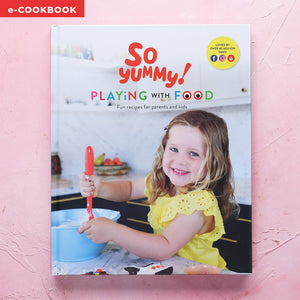 Playing with Food - eCookbook