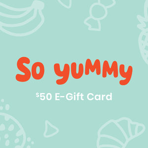 So Yummy E-Gift Card