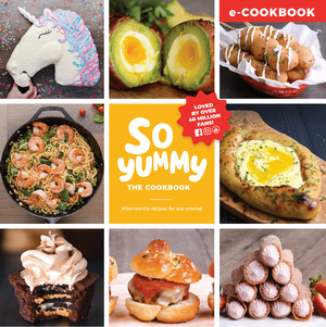 So Yummy Cookbook - Digital Edition