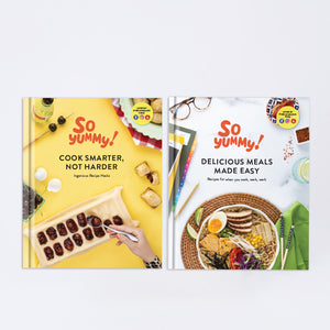 Build Your Own Cookbook Bundle, Set of 2