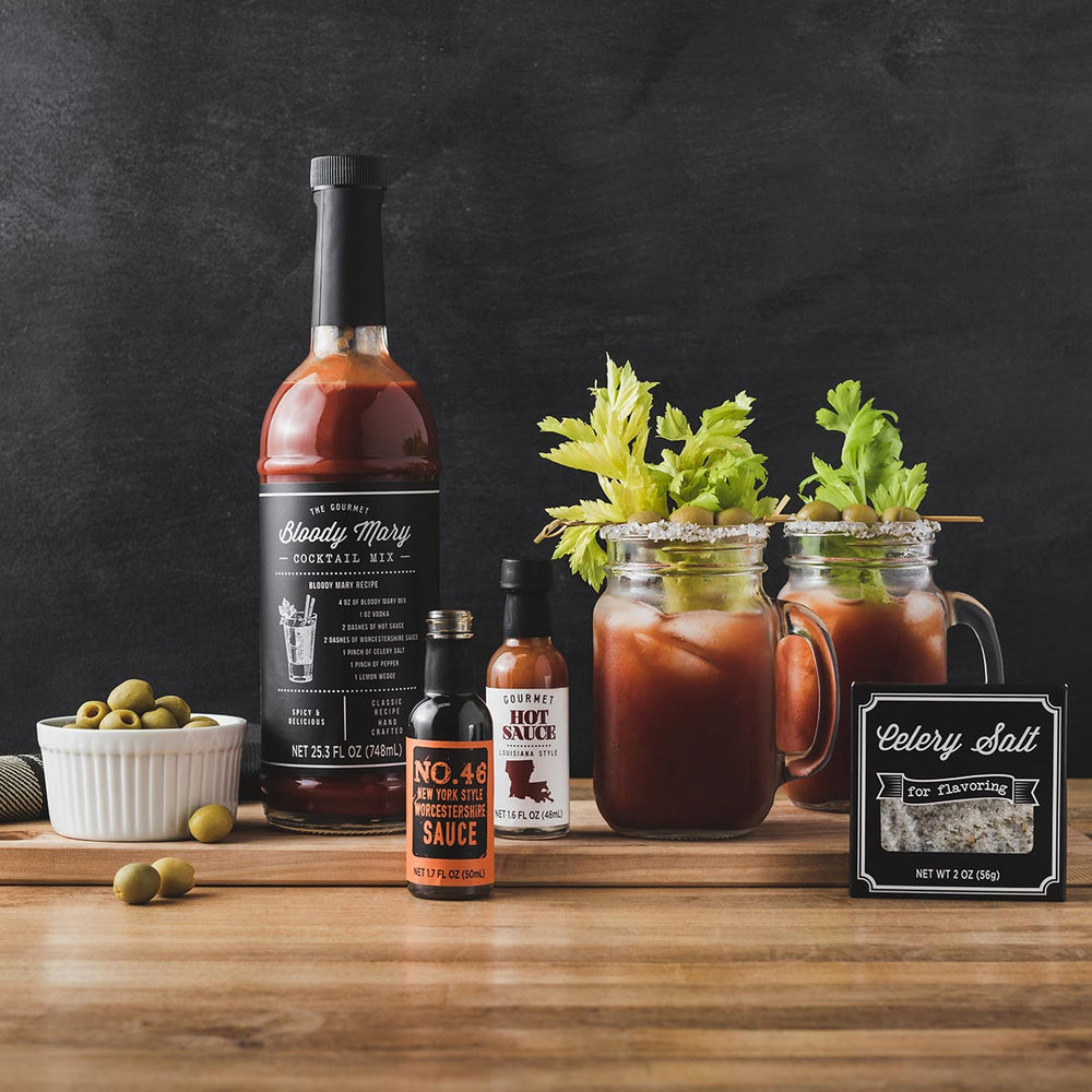 Create Your Own Bloody Mary Cocktail Set
