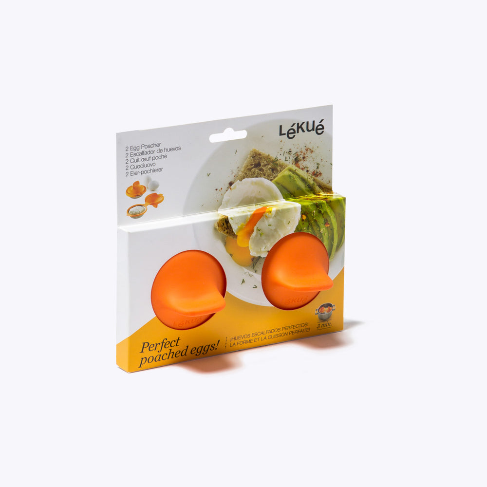 Flawless Egg Poacher, Set of 2