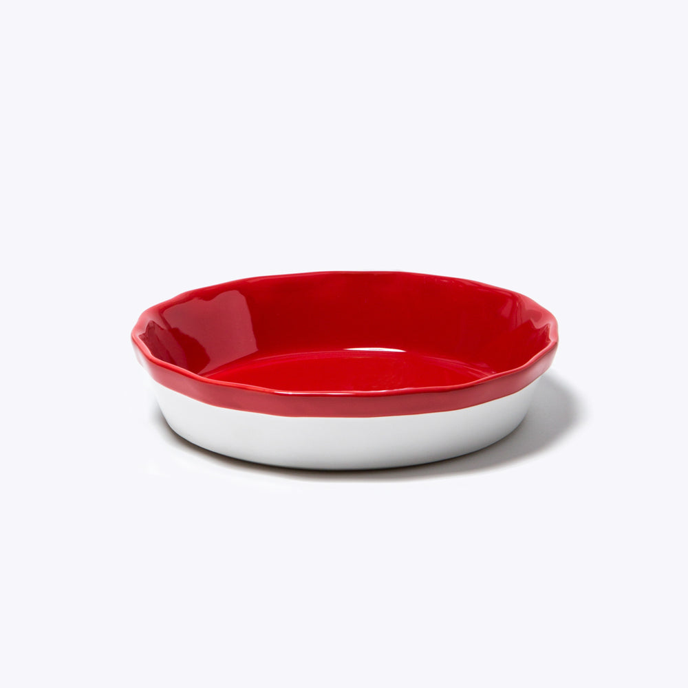 Heirloom Fluted Pie Dish, 1.75QT
