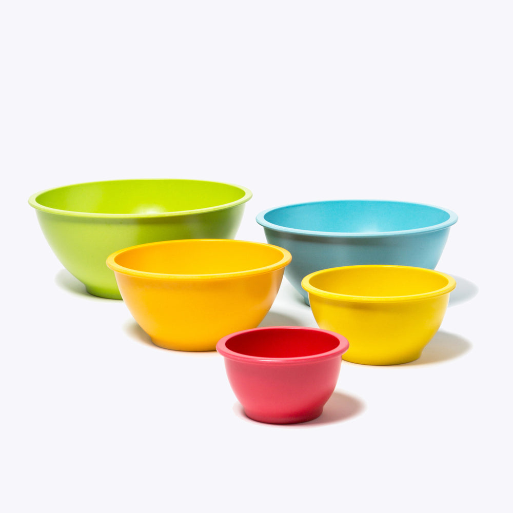 Mixing Bowls, 5 Pack