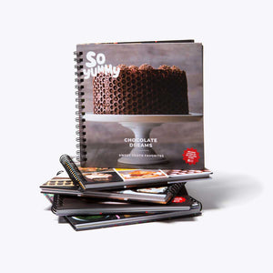 So Yummy Chocolate Dreams Cookbook