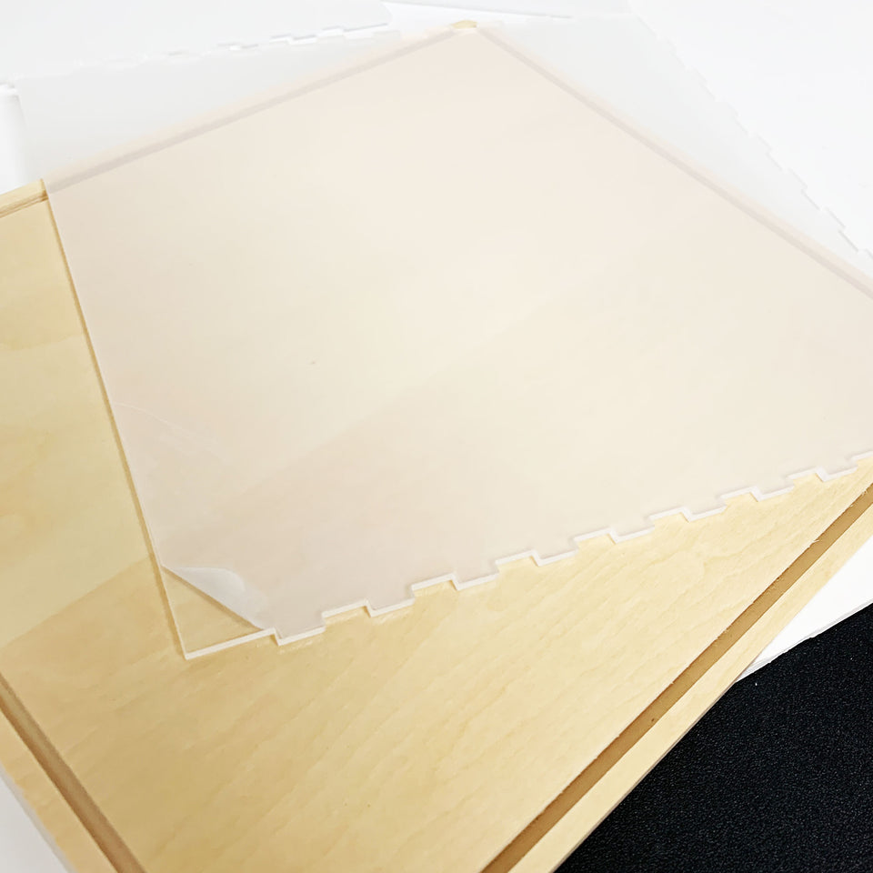 DF01M, Acrylic Case Dustcover for DG100 Series. DG102, 104, 105, 108, 109, and DGM Series