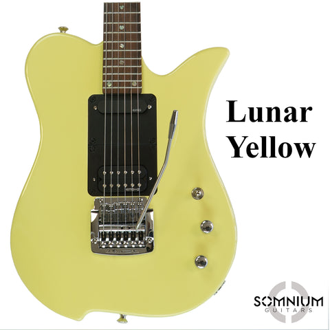 Lunar Yellow