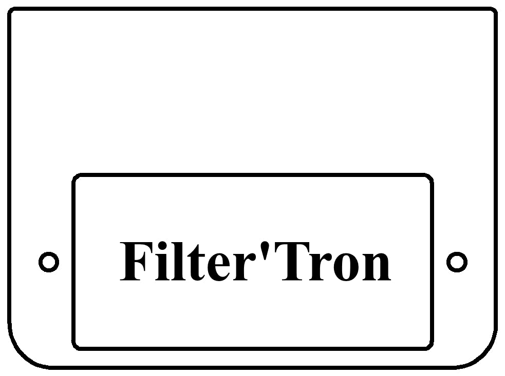 Half-Size Cartridge Filter'Tron