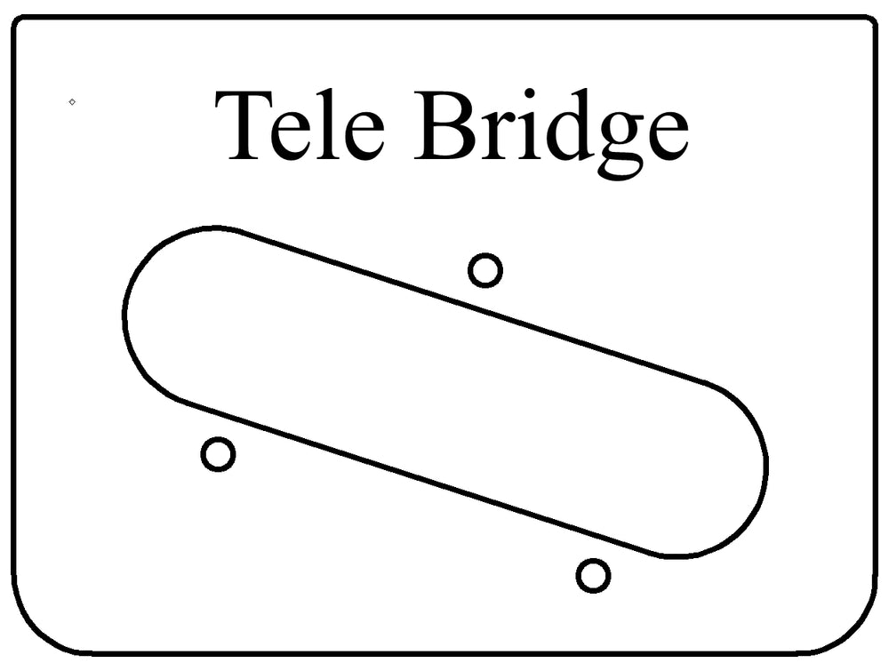 Half-Size Cartridge T-Style Bridge
