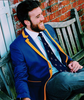 Ade Lang Regatta and Rowing Blazer - At Leander Club, Henley on Thames
