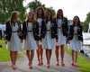 Ade Lang Regatta and Rowing Blazer - Merion Mercy Academy at Women's Henley