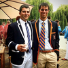 Ade Lang Regatta and Rowing Blazer - Montclair Rowing at Henley Regatta