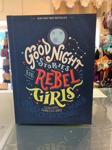 Kid's Book: Goodnight Stories for Rebel Girls